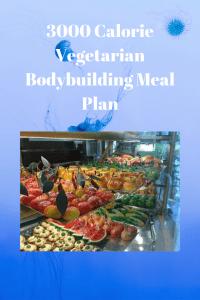 3000 Calorie Vegetarian Bodybuilding Meal Plan - Vegetarian Blog
