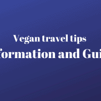 Vegan travel tips (Information and Guide)